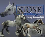 Stone Horses by Caroline Boydston